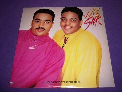 "J.M. Silk - Hold On To Your Dream - Sealed Promo 12"" Vinyl LP Record - RCA 56249"