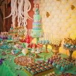 Festa da Ariel, a pequena sereia
