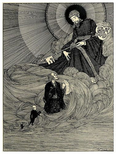 ilustrador Harry Clarke