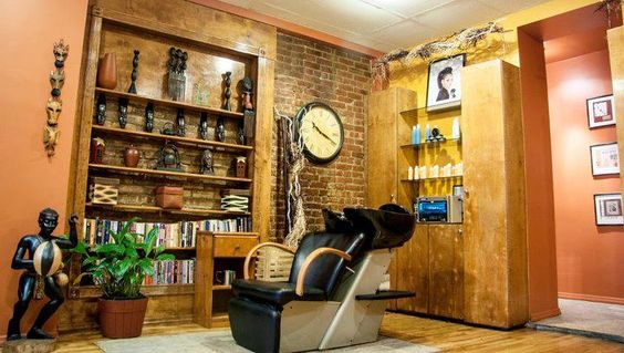 Brooklyn salons and waves on pinterest for A kreations salon