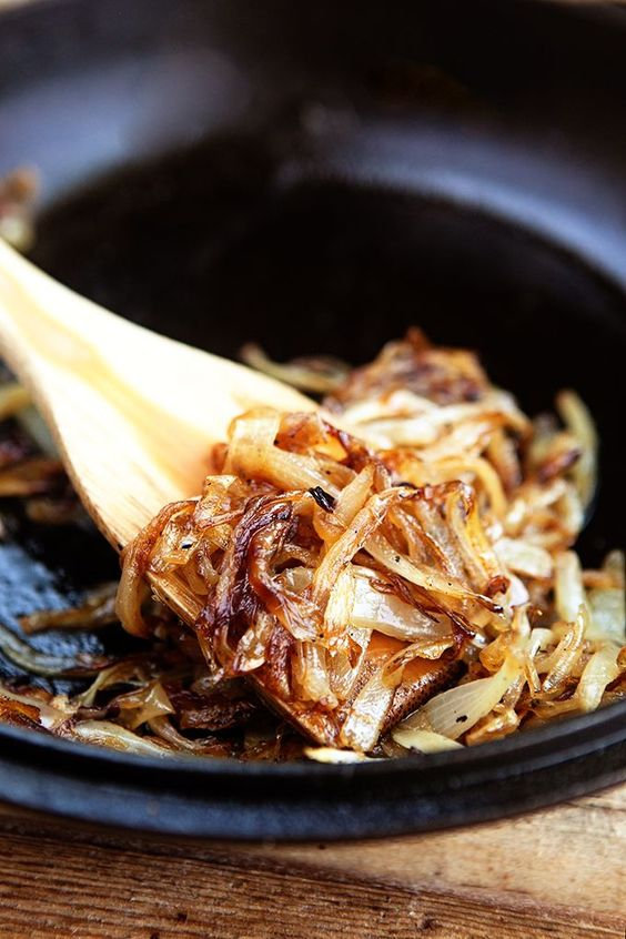 End up with perfect caramelized onions that will make even a potato ...