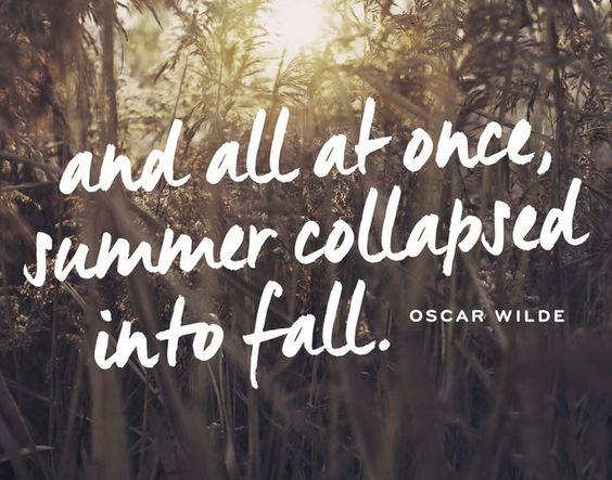 Oscar Wilde Quote. ♥: