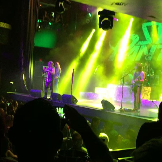 Hyperion's Horizon, TAIL GUN & Steel Panther performed on Friday at House of Blues Las Vegas