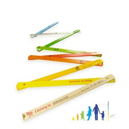 donkey products | Made to Measure - Süße Kindermesslatte (kids growstick)