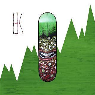 greg13* ART: 15-364 GREEN FLY BOARD
