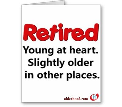 Lots of cool stuff for the older, but wiser, generation. As we grow older, even though we remain kind and courteous, we develop an inner strength to be more assertive and defiant.. !!