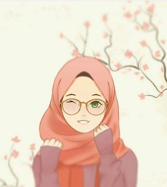 13 Gambar Kartun Muslimah Unik Kumpulan Gambar Kartun Muslimah Couple Bercadar Cara Baruq Download Gambar Kartun Hijab Cartoon Anime Book Islamic Cartoon