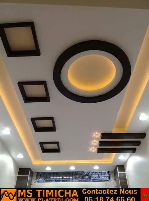 Decoration Salon Platre Marocain 2019 Pop False Ceiling Design