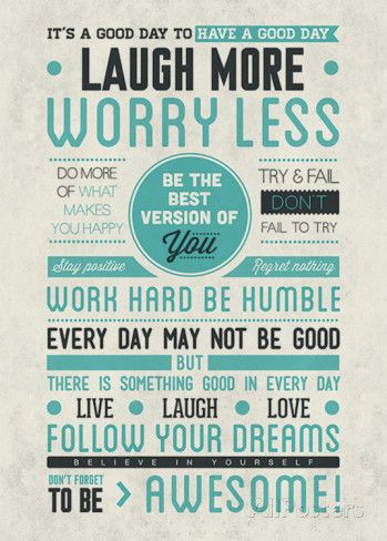 Be Awesome Posters sur AllPosters.fr