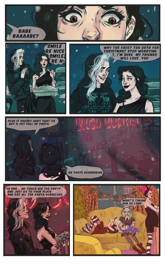 Pg 5 Im sure my friends will love you by UrsulaDecay.deviantart.com on @deviantART