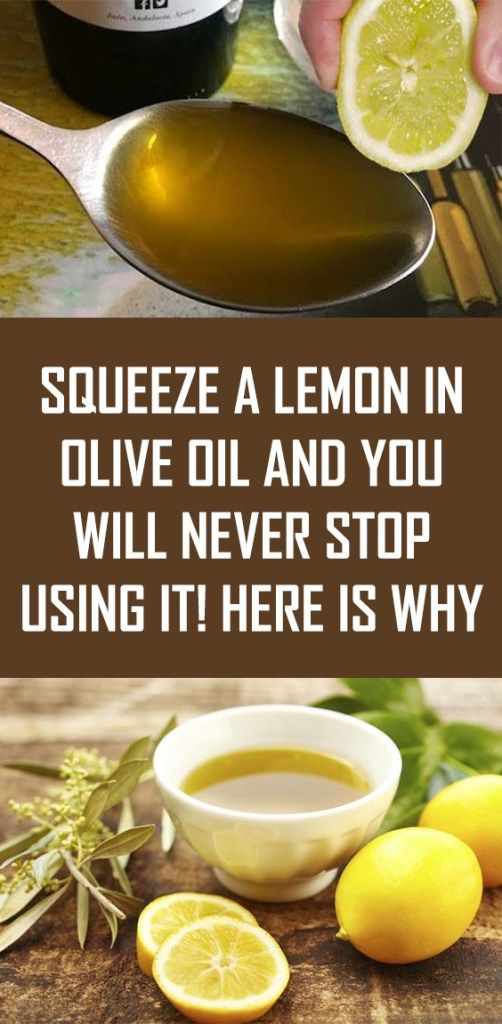 50++ What does lemon and olive oil do to your body information