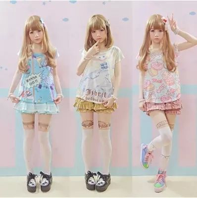 Adorable Summer Cute Soft Cotton Anime Pattern Shirt Women Girls Sweet Lolita Japan Kawaii Female Tops Bear Cat Bunny T shirts