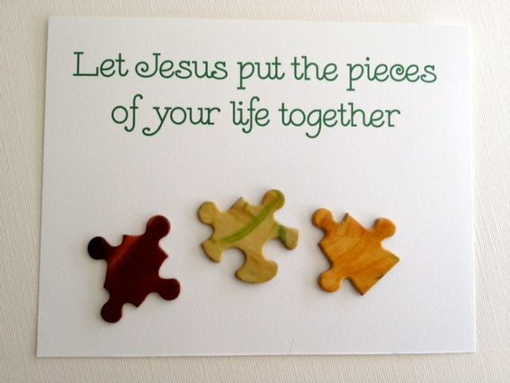 Use Puzzle Pieces To Put Together An Affordable And Fun