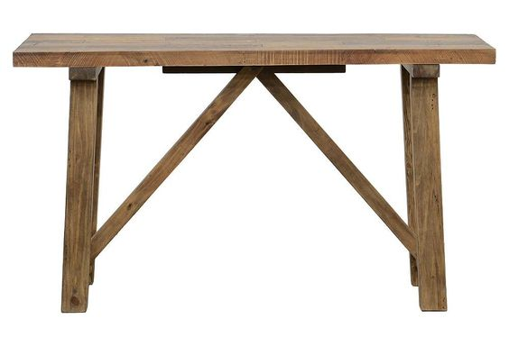 Ryder Console Table   Contemporary Cabin   One Kings Lane