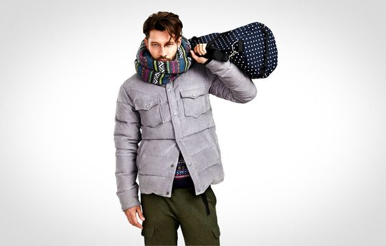 Penfield, The Coldest Day, AW13/14