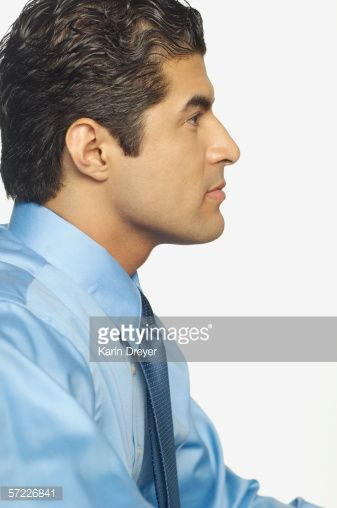 man faces side view - Google Search