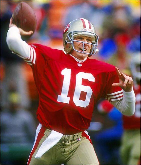 Joe Montana, San Francisco 49ers