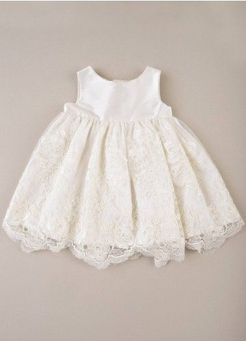 GORGEOUS!!! baby girls Christening gown- or baptism gown and ...