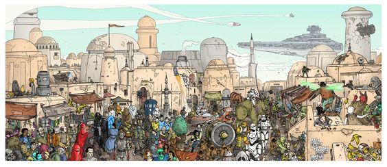 Where is Lando, la versión de Star Wars para Where is Waldo http://feedproxy.google.com/~r/aeromental/~3/xUYbZ7Fkyd0/