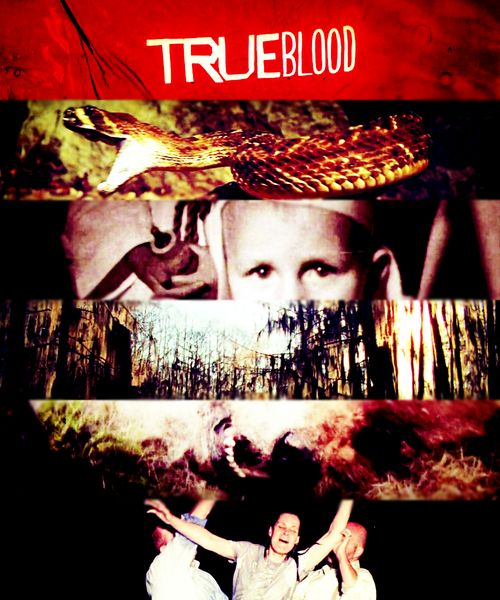 """True Blood's opening is so odd and dark, and yet, I think it's beautiful... """"I wanna do bad things with you"""""""