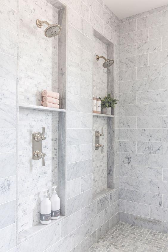 Magical Bathroom Tiles