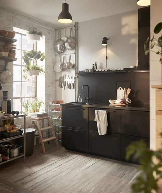 The Conscious Collective Ikea Ikea Inspiration Kitchen