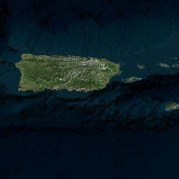 Puerto rico doppler weather radar map english spanish news information - Puerto rico spain weather ...