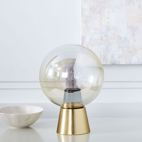 Modern Table Lamps West Elm Brass Table Lamps Lamp Modern Table Lamp