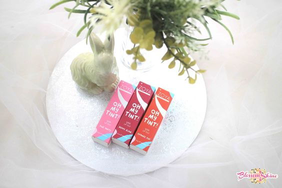 Oh! My Tint - Liptint by zoya cosmetic