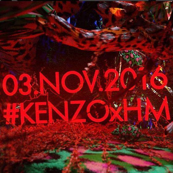KENZO x H&M: Die neue H&M-Designerkooperation ist raus!: