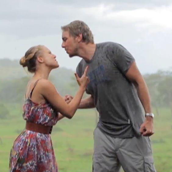 Kristen Bell And Dax Shepard Dancing Through Africa Will Restore Your Faith