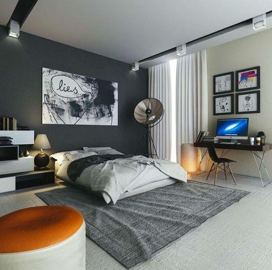 Schlafzimmer Ideen Männer Schlafzimmer