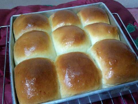 Resep Hokkaido Milk Bread Roti Kasur Sobek No Butter Lembut Oleh Wiendha Ratnasari Resep Resep Rotis Resep Makanan