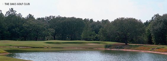 The Oaks Golf Club au Mississippi - Gendron Golf