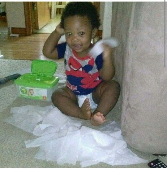 Baby wipes anyone?