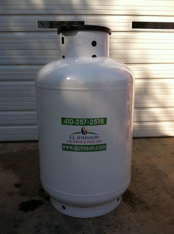 120 Gallon Propane Tank Propane Propane Tank Water Heater