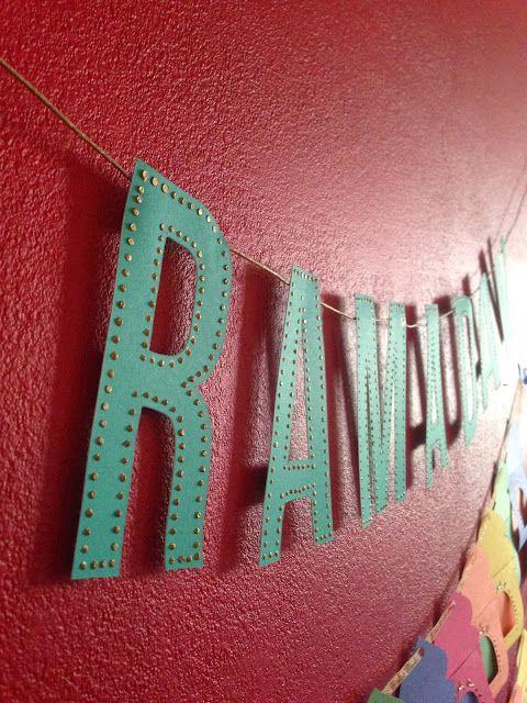 كيفية تزيين المنزل لشهر رمضان المبارك Ramadan Decorations Ramadan Kids Ramadan