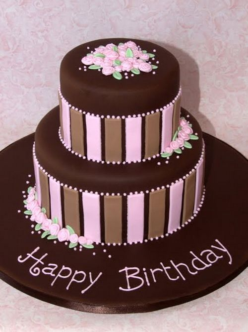 Cute Anniversary Cake Images : happy birthday cakes ideas Cute Birthday Cakes for ...