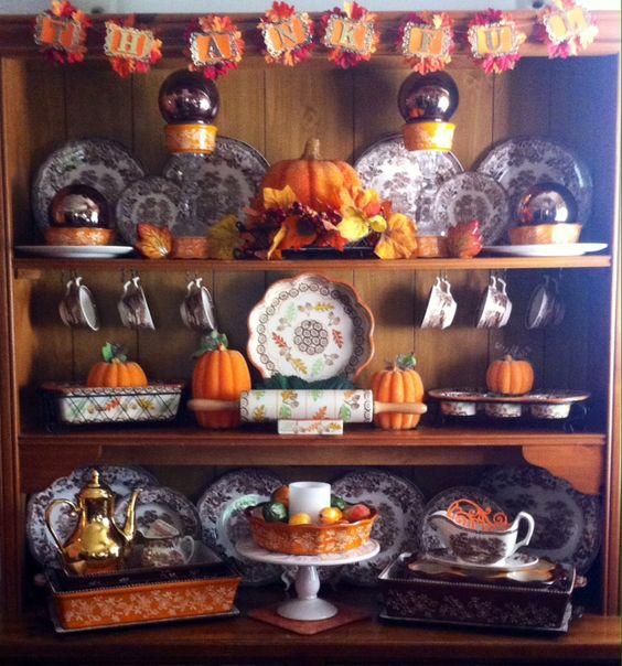 Pinterest • The world's catalog of ideas ~ 115403_Qvc Thanksgiving Decorations