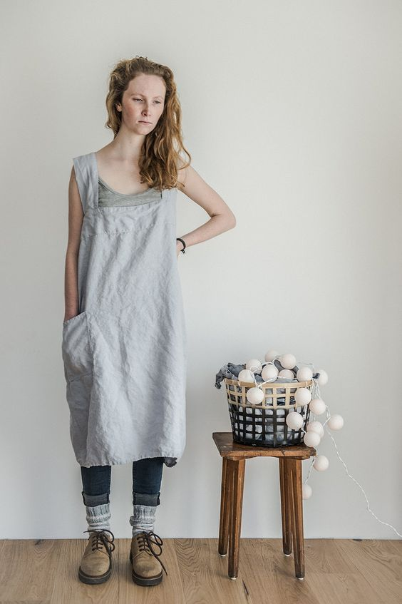 Buy it now. Monki Smock Dress - Grey. Dress by Monki, Woven cotton ...