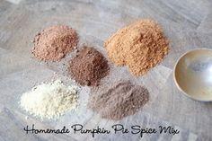 Homemade Pumpkin Pie Spice | 5DollarDinners.com