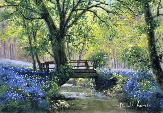 Donald Ayres - The Footbridge