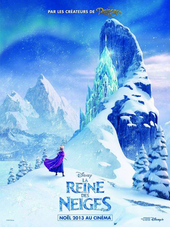 Bientôt dans les salles : La Reine des neiges