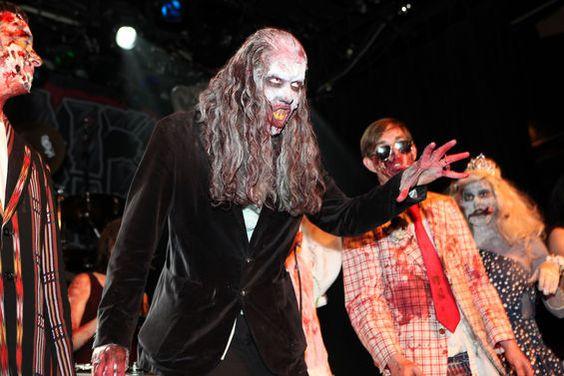More zombie prom pics