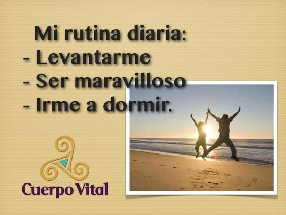 mi rutina diaria | ¡Salud! | Pinterest | Spanish and ...
