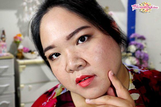 Blossomshine Freckles Makeup 2