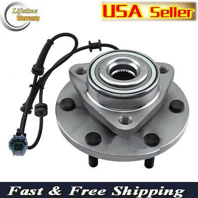 Advertisement Ebay 1 Pair Front Wheel Hub Bearing Assembly For