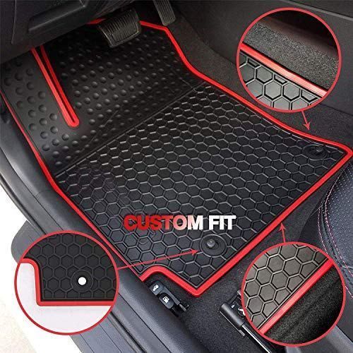 Hd Mart Car Floor Mats Rubber For Toyota Rav4 Car Floor Mats