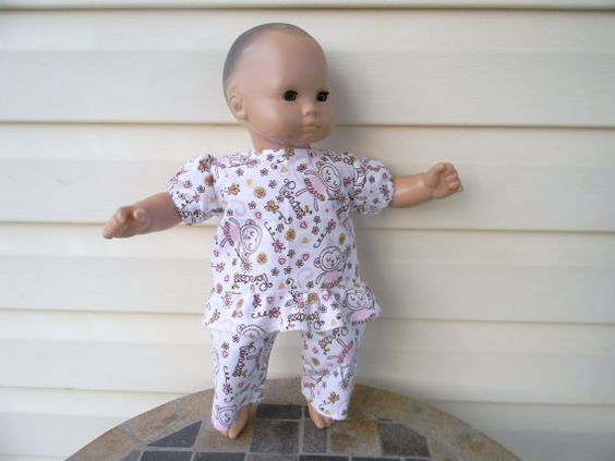 Doll Clothes for Bitty Baby Bitty Twin or by roseysdolltreasures, $9.75