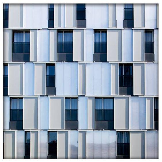 En la #Arquitectura es común encontrar distintos patrones y formas geométricas, que a pesar de ser repetitivas, le dan un estilo único a cada obra.